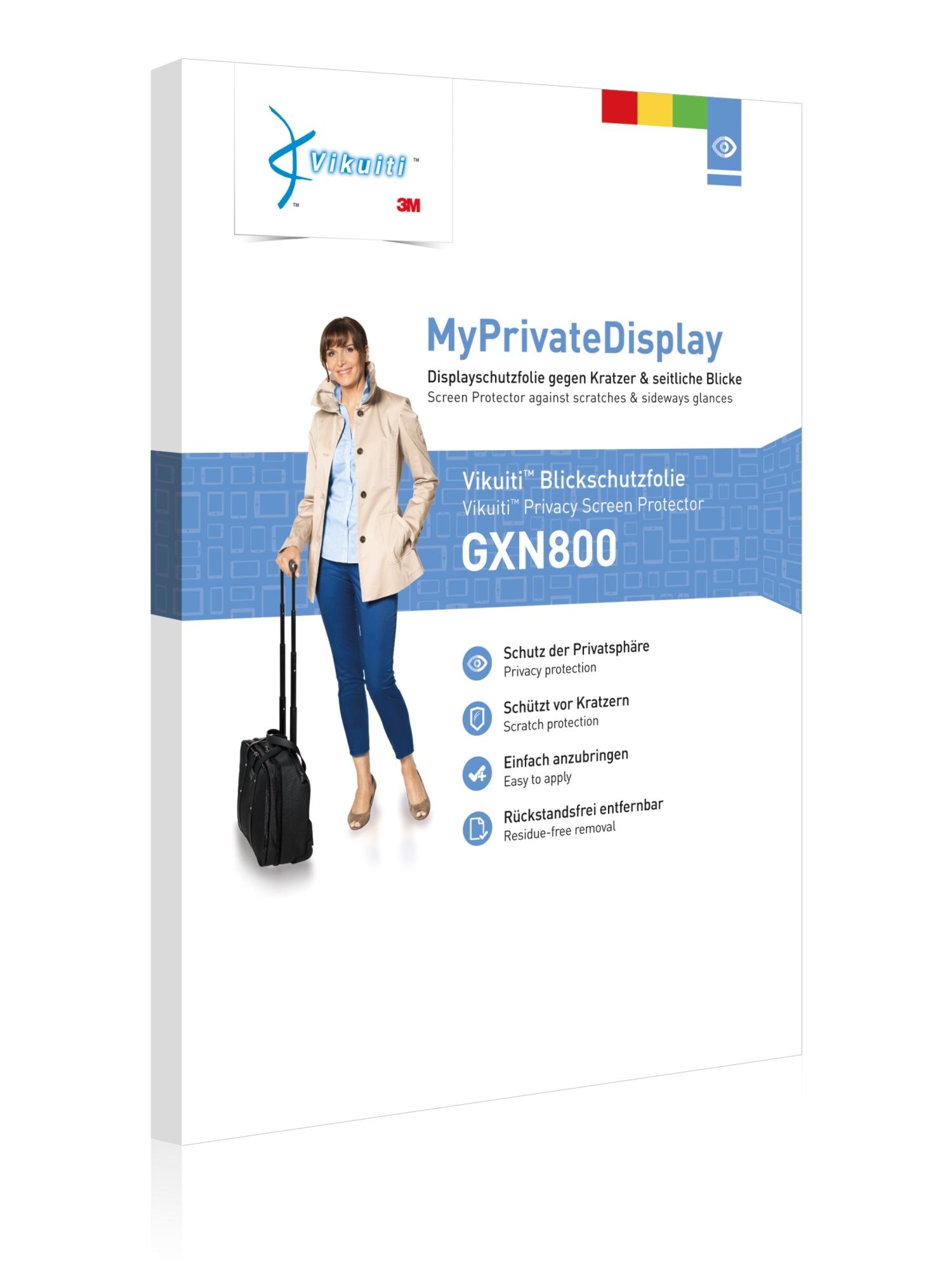 Vikuiti-Film-Protection-confidentiel-GXN800-de-3M-pour-Odys-Xpress-Pro