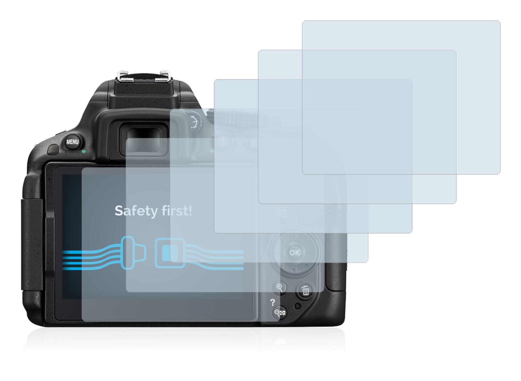 6x-Savvies-Films-Protection-ecran-pour-Nikon-D5300-Protecteur