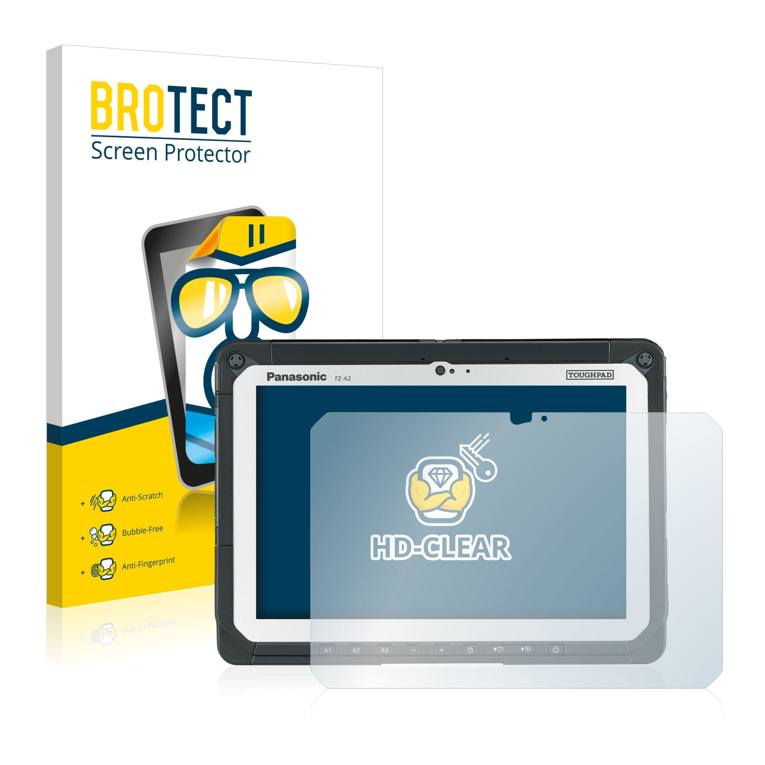 2x BROTECT Screen Protector for Panasonic Toughpad FZ-A2 Protection Film - <span itemprop=availableAtOrFrom>Konstanz, Germany, Deutschland</span> - Right of withdrawal 1. Consumers ( 13 German Civil Code, BGB) have a statutory right of withdrawal. 1.1 Cancellation instructions You can cancel your contractual declaration within - Konstanz, Germany, Deutschland
