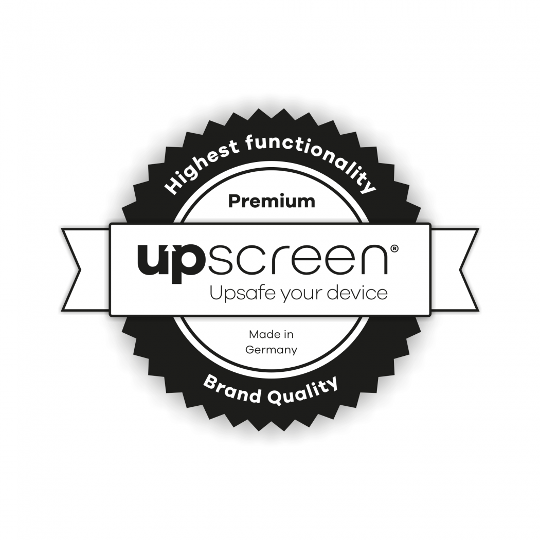 upscreen® Scratch Shield Clear Premium Protection d'écran