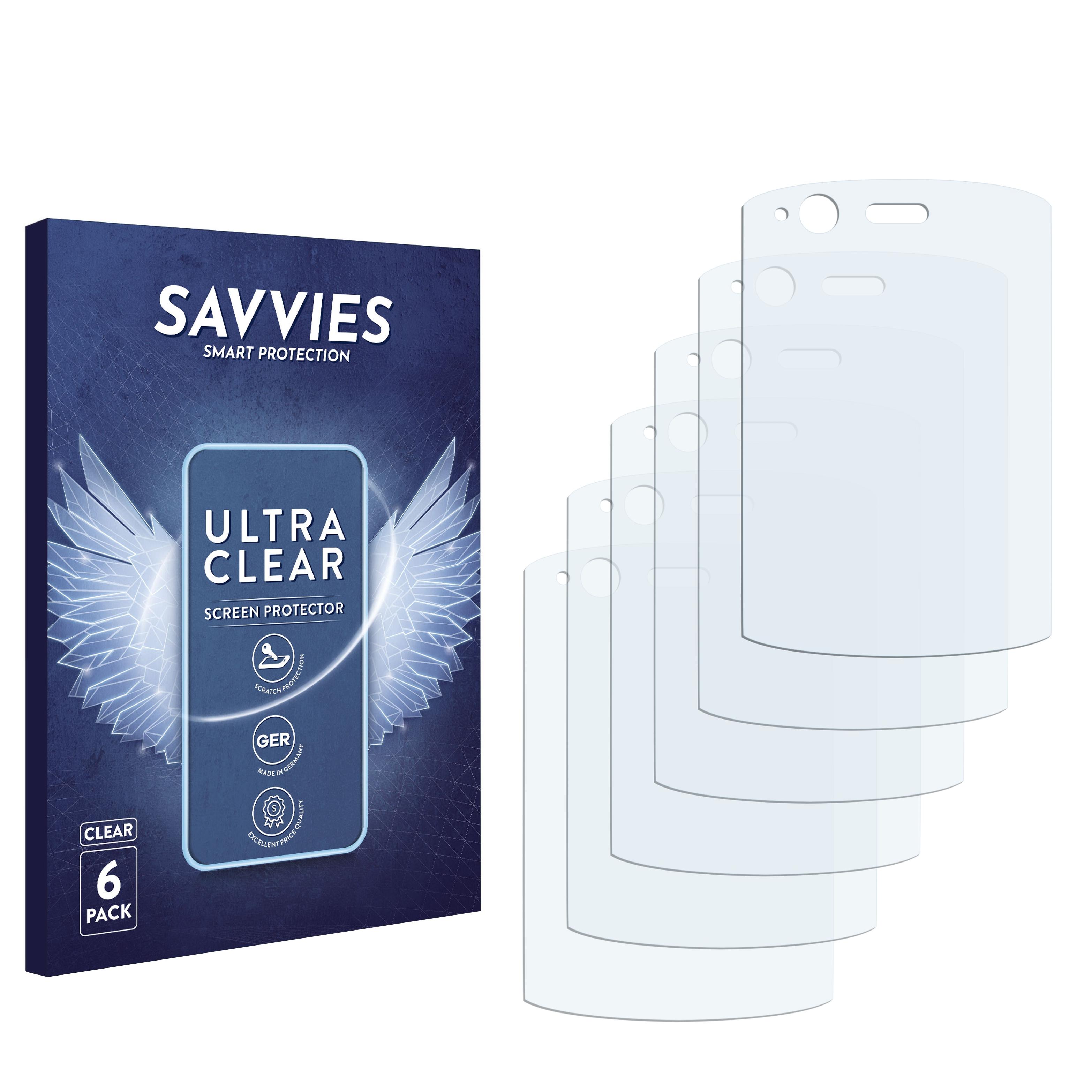Ochranná fólie Savvies na Acer Tempo DX900, 6ks