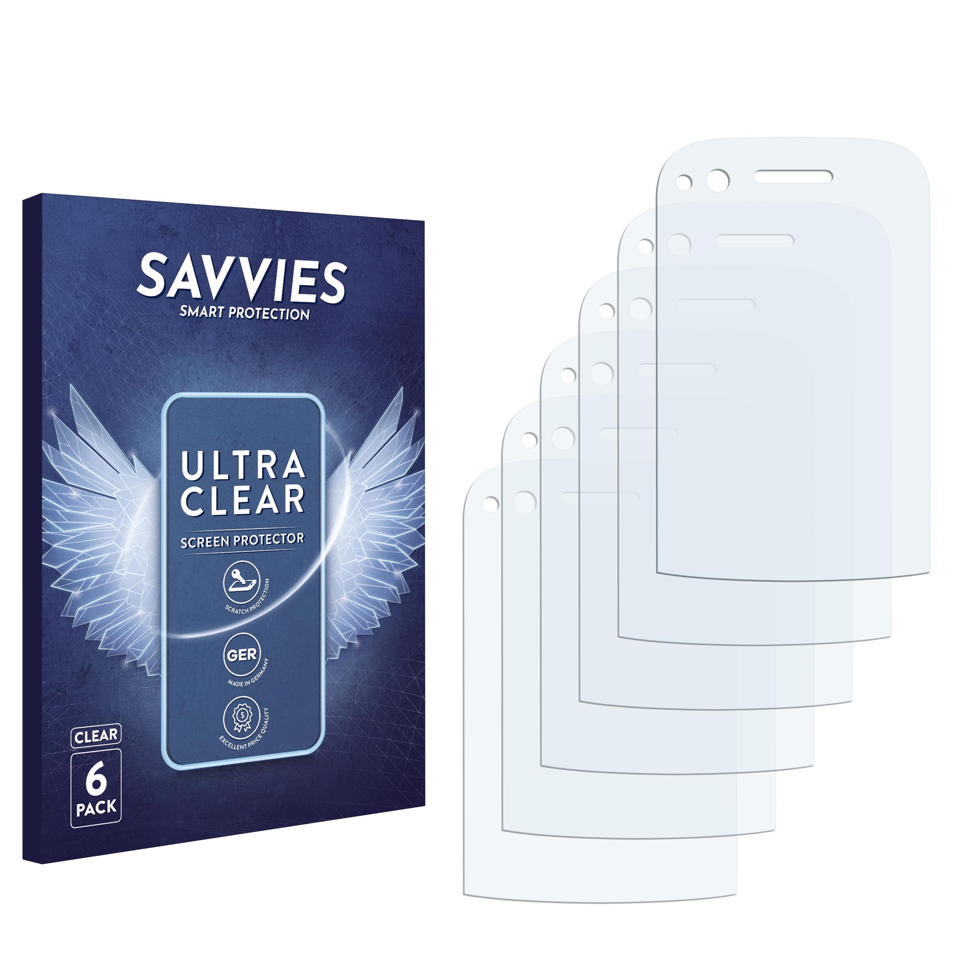 Ochranná fólie Savvies na Acer Tempo X960, 6ks