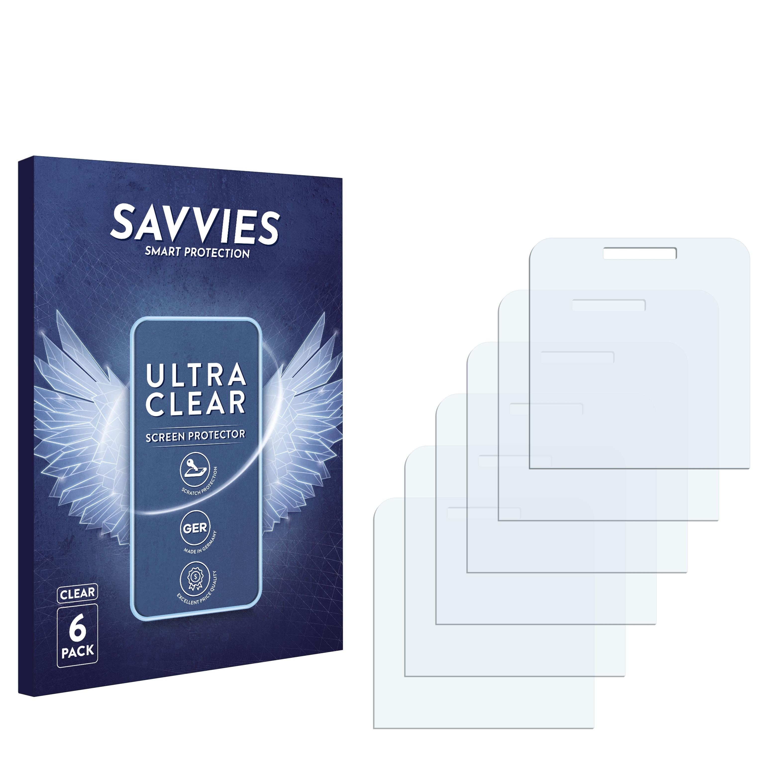 Ochranná fólie Savvies na 4G Systems Smart Messenger XSP1, 6ks
