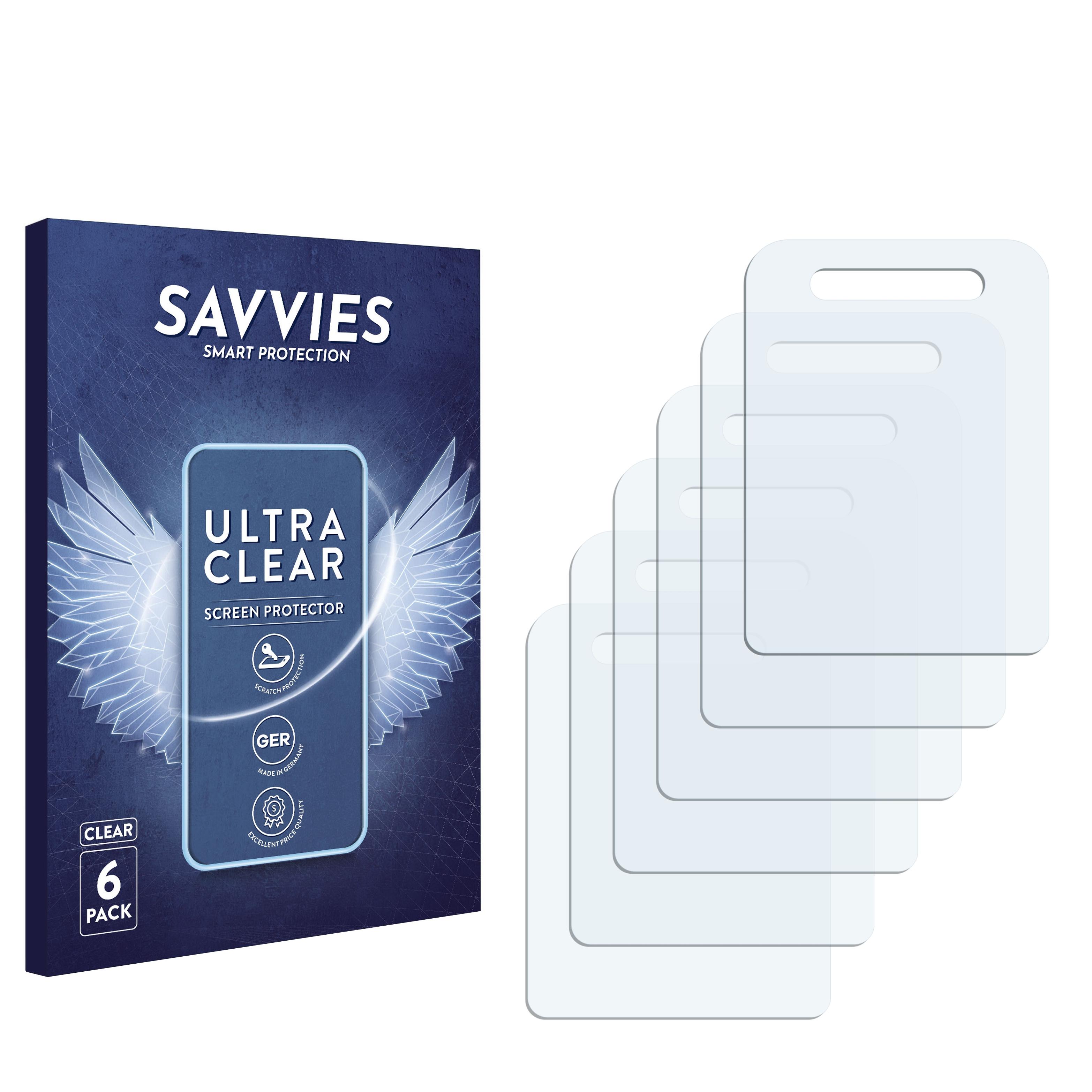 Ochranná fólie Savvies na LG Electronics A100, 6ks