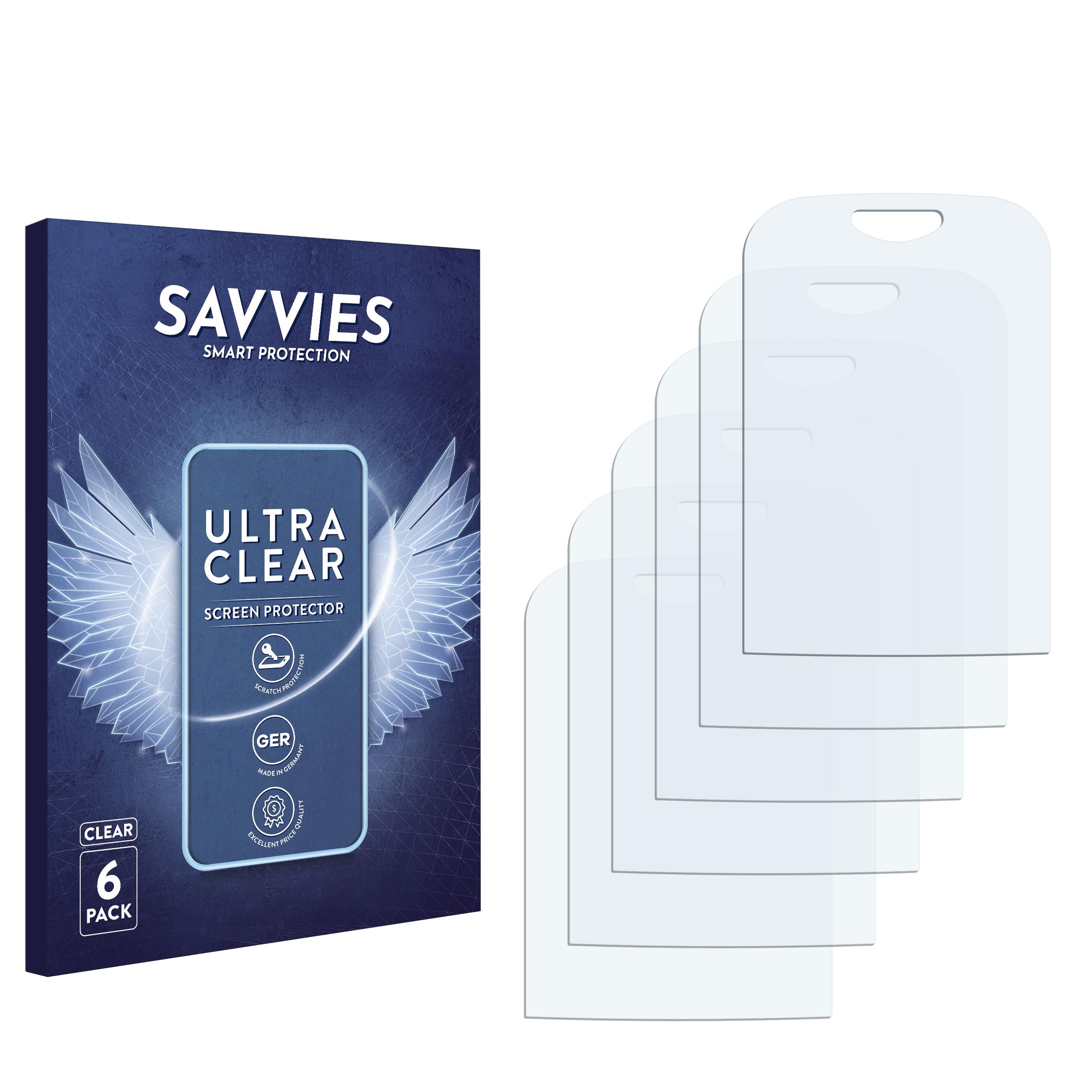 Ochranná fólie Savvies na LG Electronics A200, 6ks