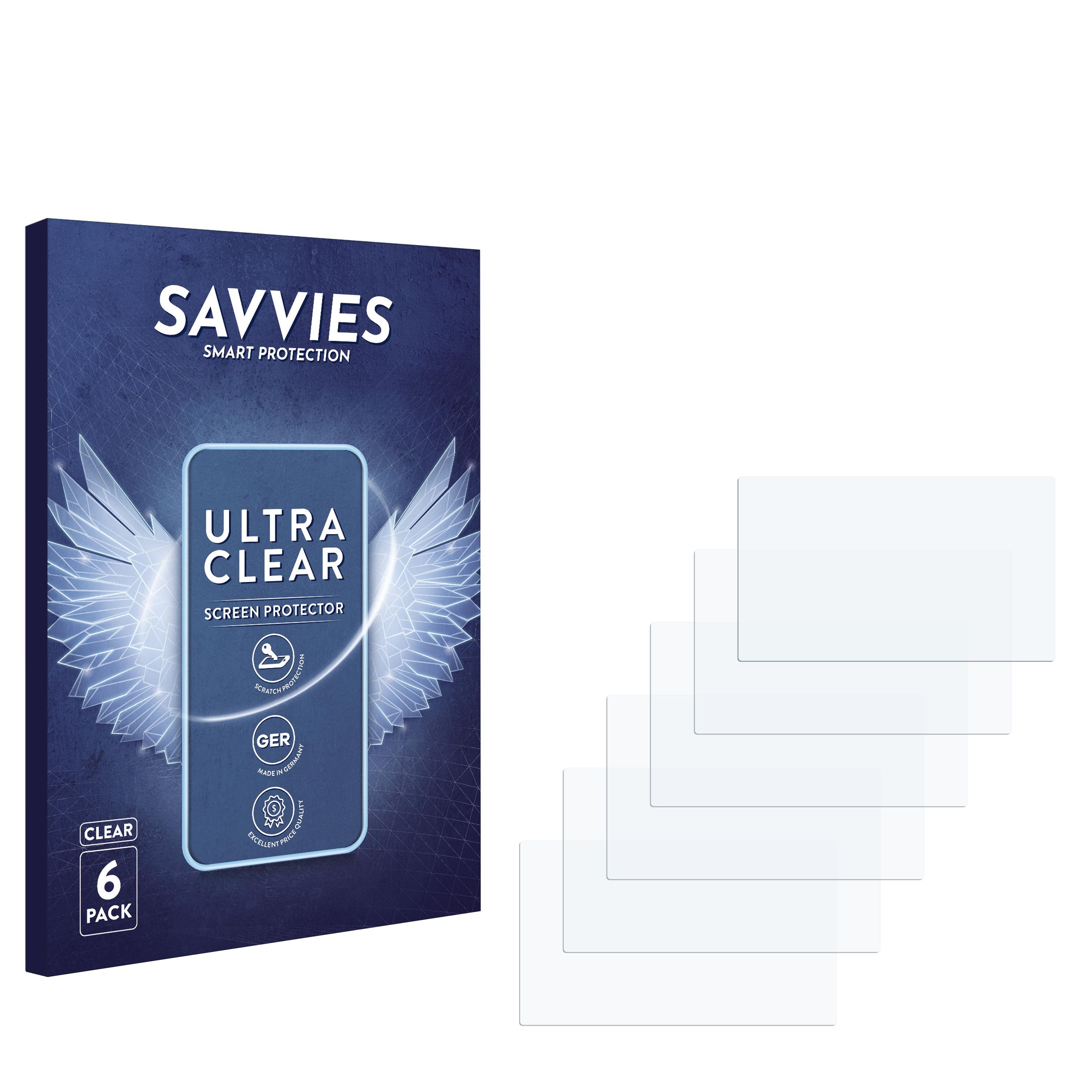 Ochranná fólie Savvies na Acer Aspire One A110X, 6ks