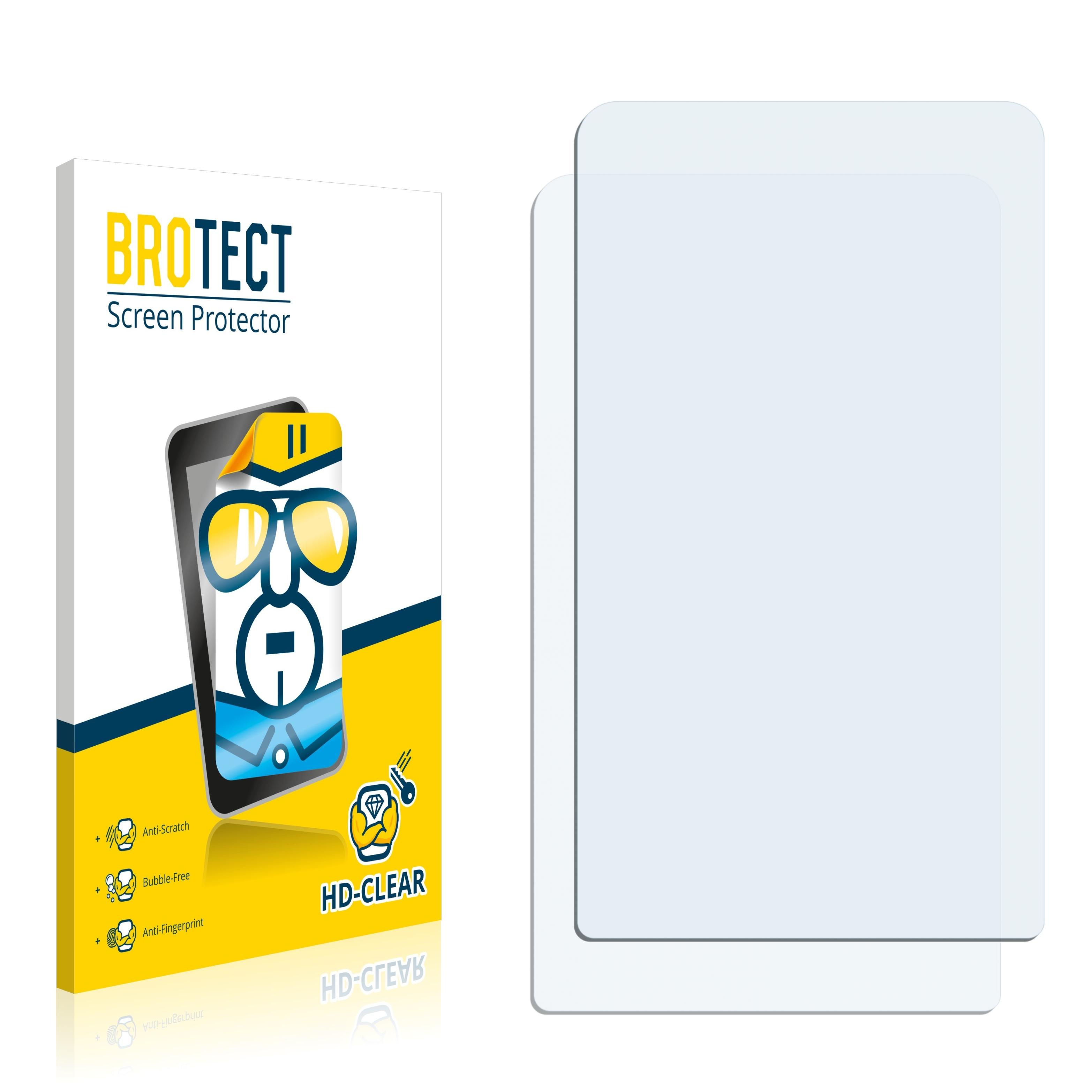 Film Protection Ultra Clair brotect 2-Pi/èces Protection Ecran Compatible avec Garmin DriveSmart 51 LMT-S