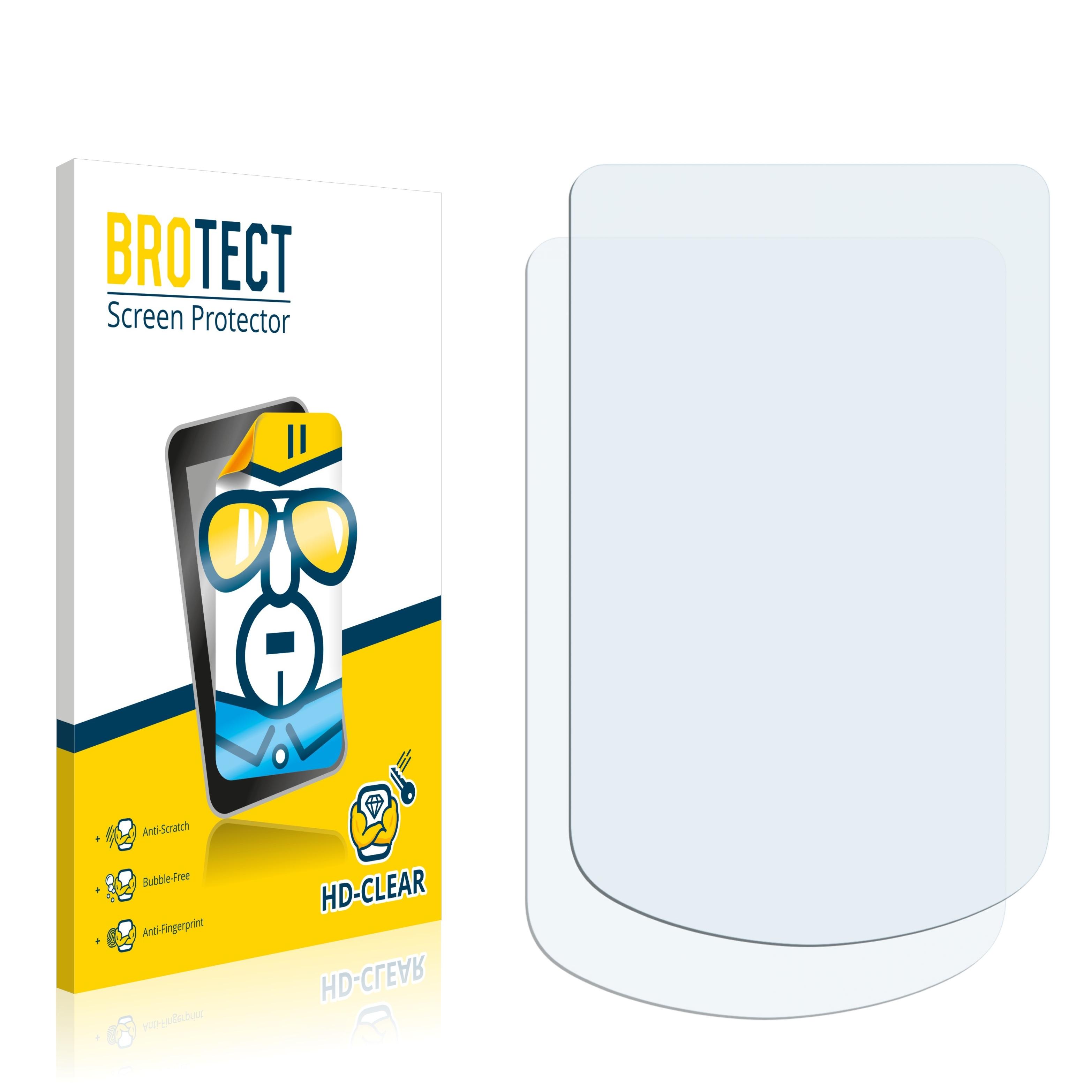 6x Impulse Evo Smart Compact E-Bike Display Screen Protector Plastic Film