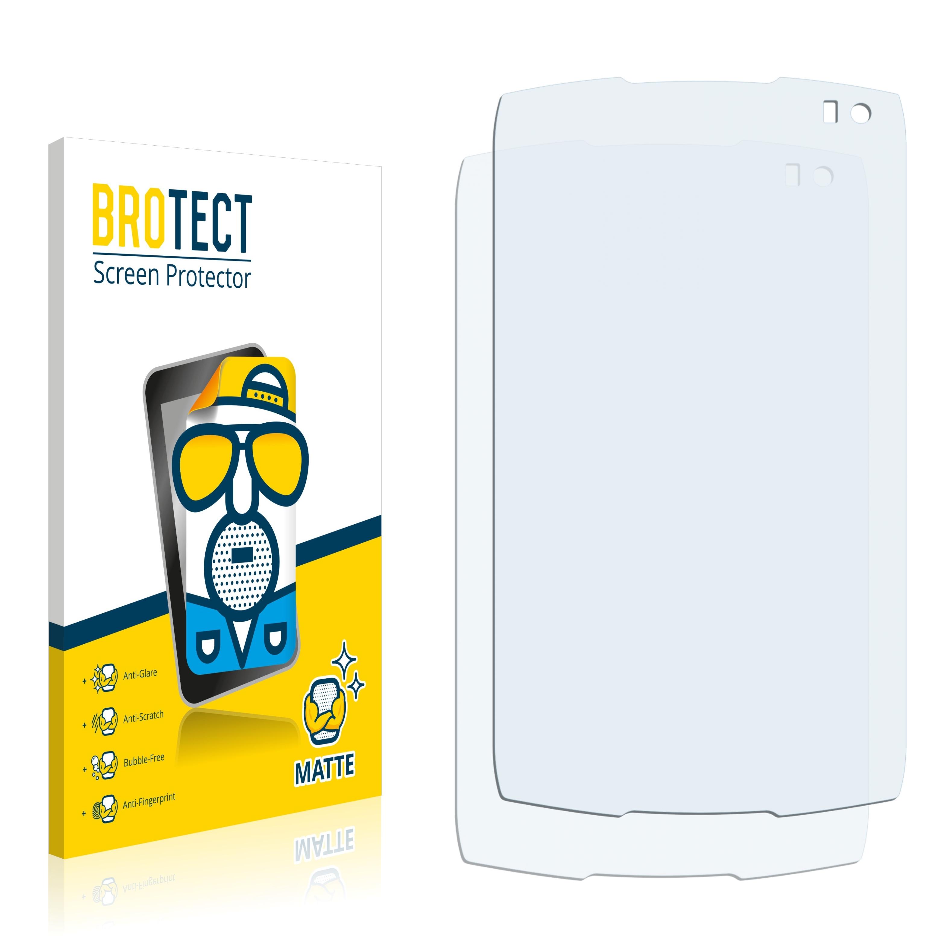 Matná ochranná fólie BROTECT pro Acer Liquid Z110 Duo, 2 ks