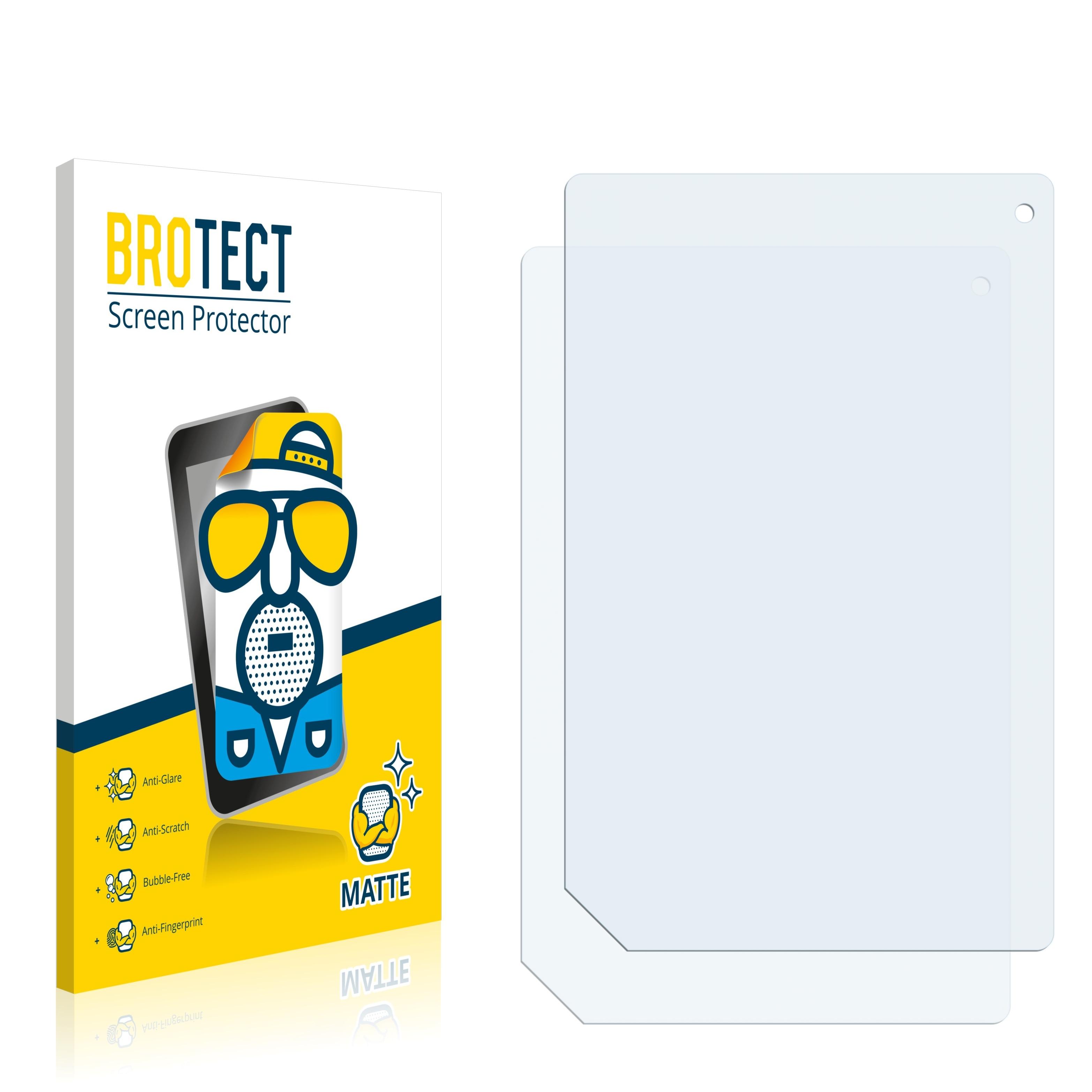 Matná ochranná fólie BROTECT pro Acer Iconia Tab B1 (2013), 2 ks