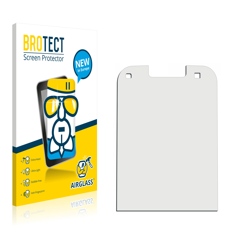 BROTECT AirGlass čirá skleněná fólie pro Nokia E52