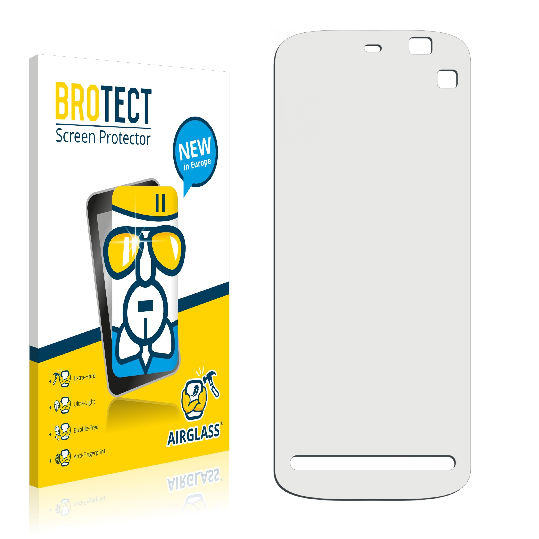 BROTECT AirGlass čirá skleněná fólie pro Nokia 5230
