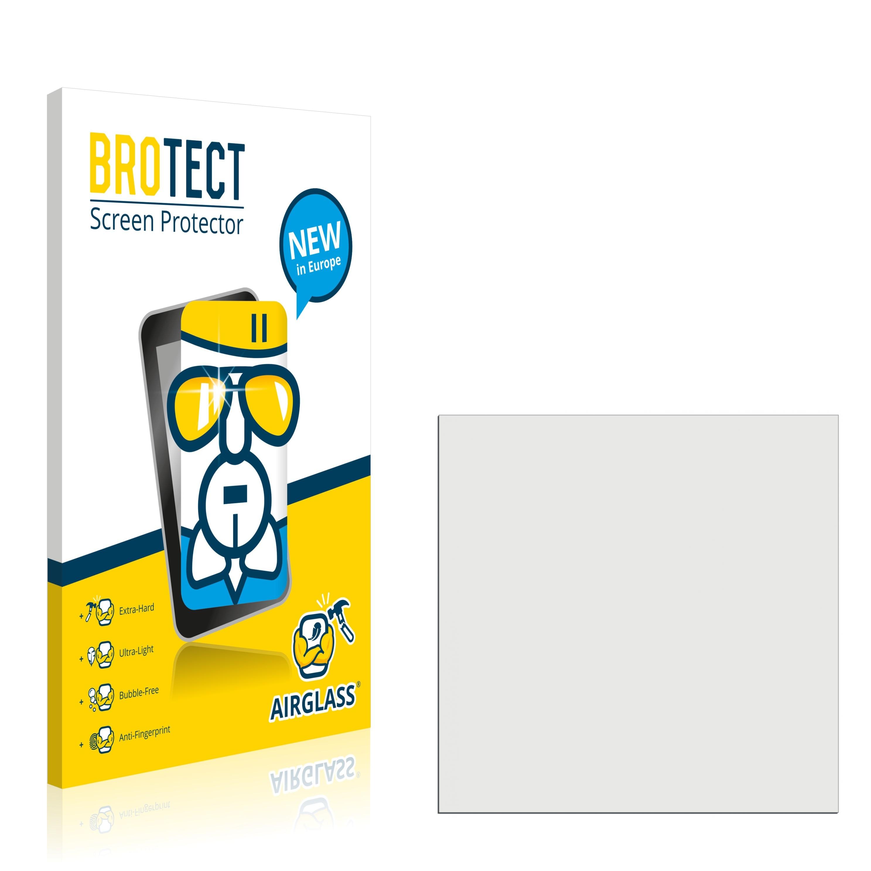 BROTECT AirGlass čirá skleněná fólie pro Muster (A6)