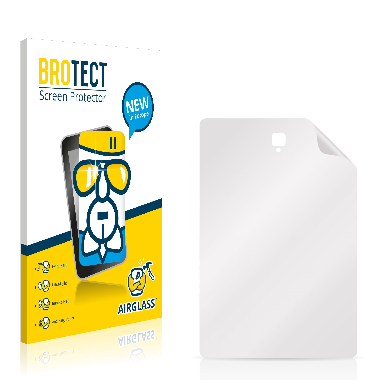 BROTECT AirGlass čirá skleněná fólie pro Samsung Galaxy Tab S4 10.5 (zadní strana)