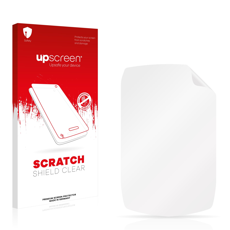 Čirá ochranná fólie upscreen® Scratch Shield pro A-Rival Teasi One Adventure