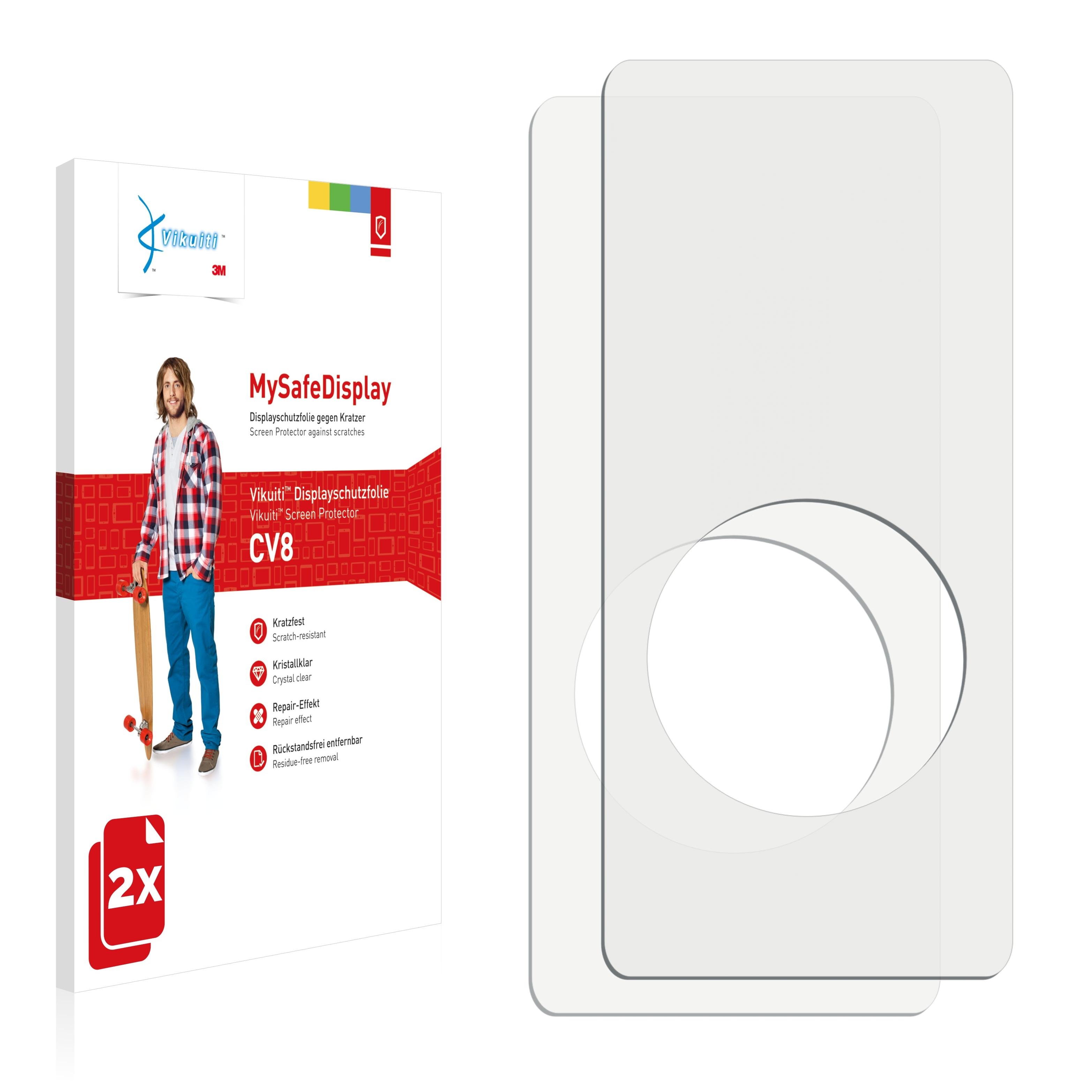 Ochranná fólie CV8 od 3M pro Apple iPod nano 1. Generation für gesamte Přední stranaseite, 2ks