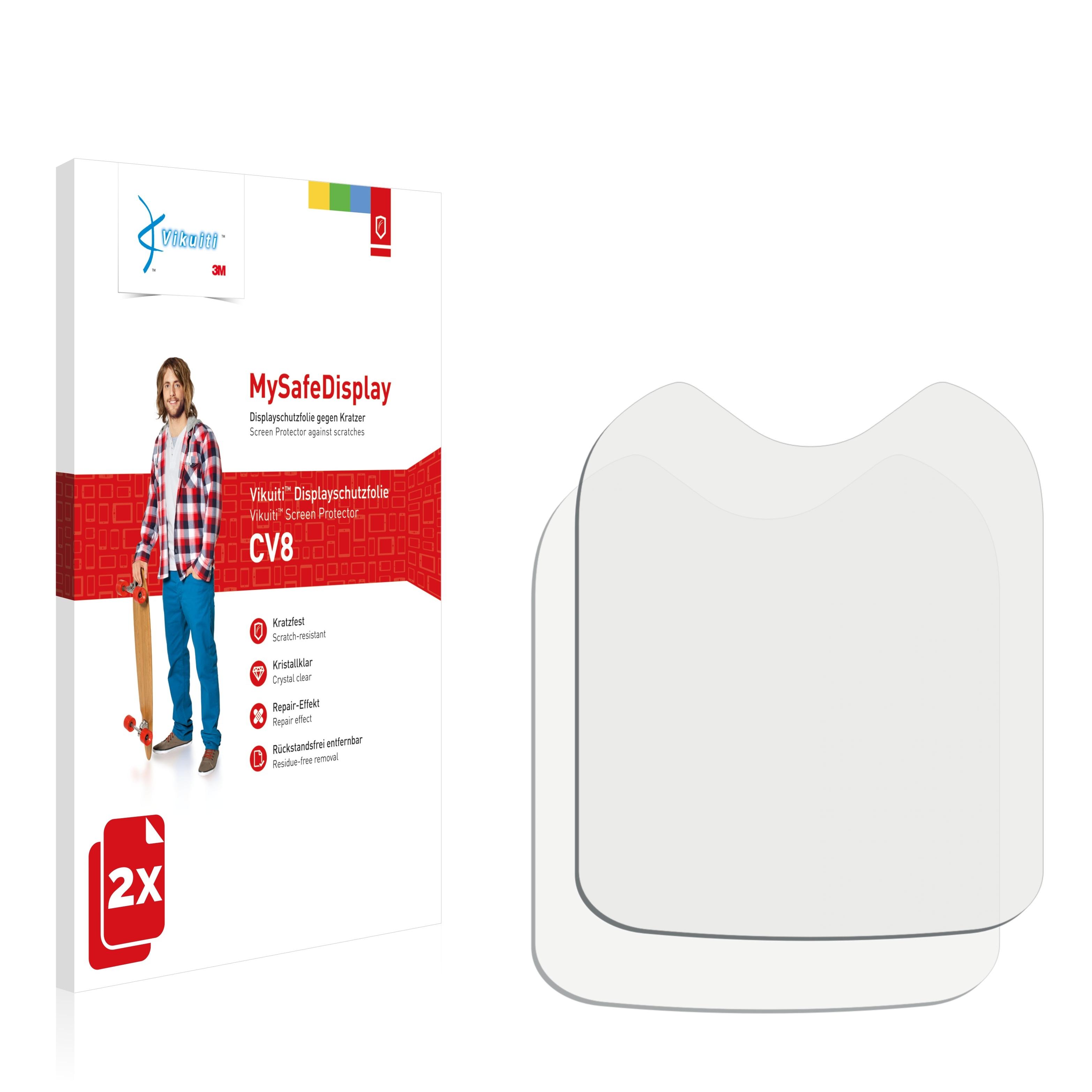 Ochranná fólie CV8 od 3M pro Alcatel One Touch OT-208, 2ks