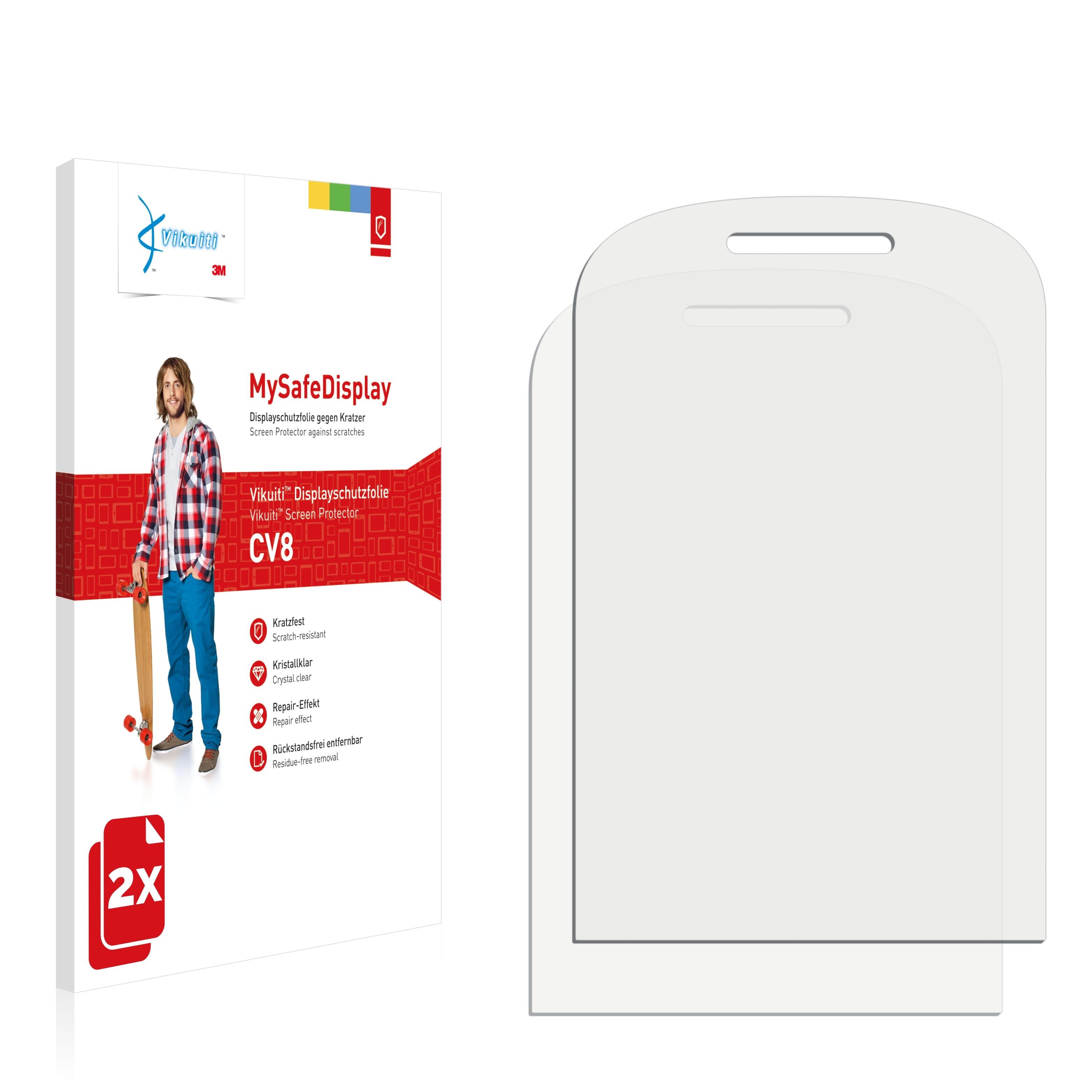 Ochranná fólie CV8 od 3M pro Alcatel One Touch OT-706, 2ks