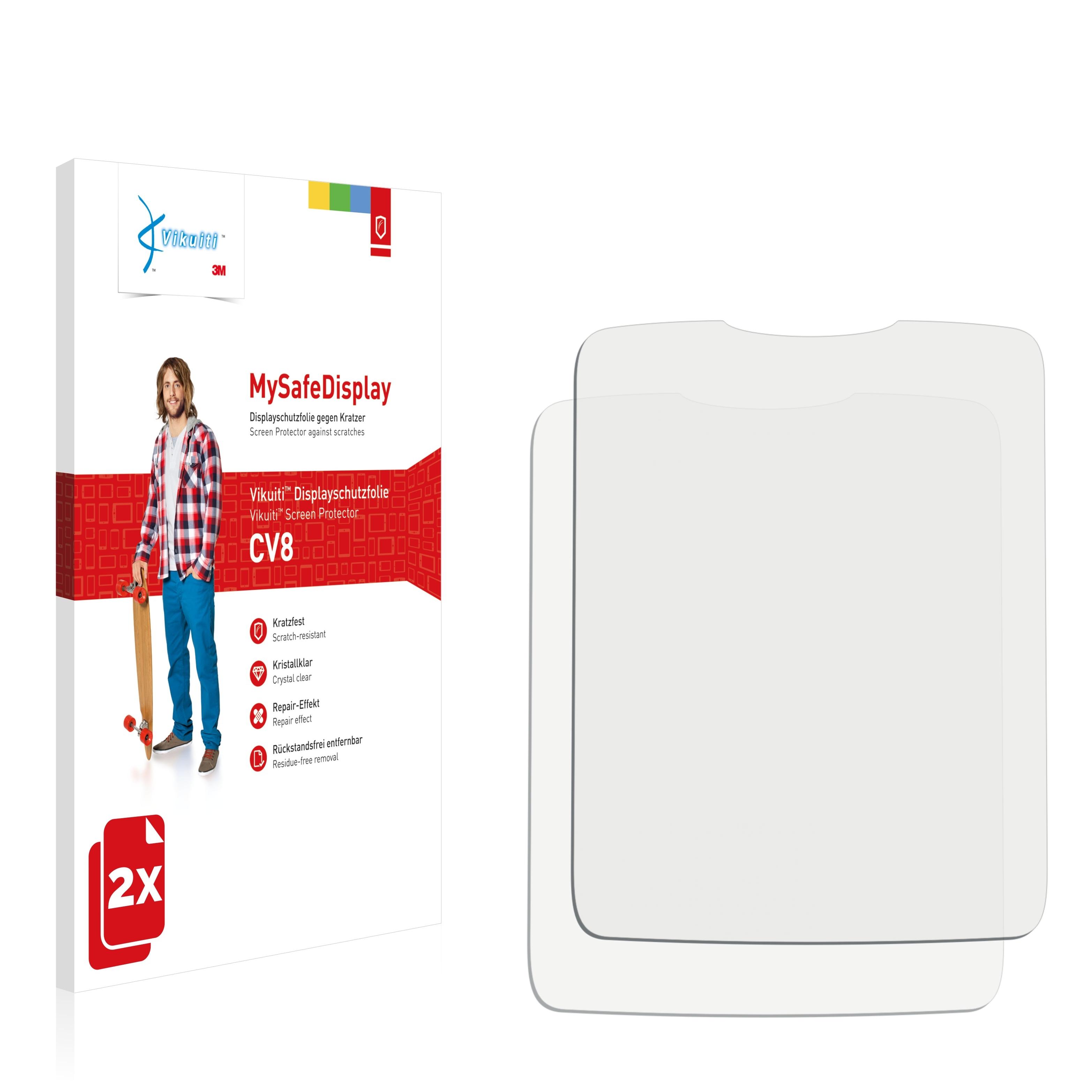 Ochranná fólie CV8 od 3M pro Alcatel One Touch OT-807, 2ks