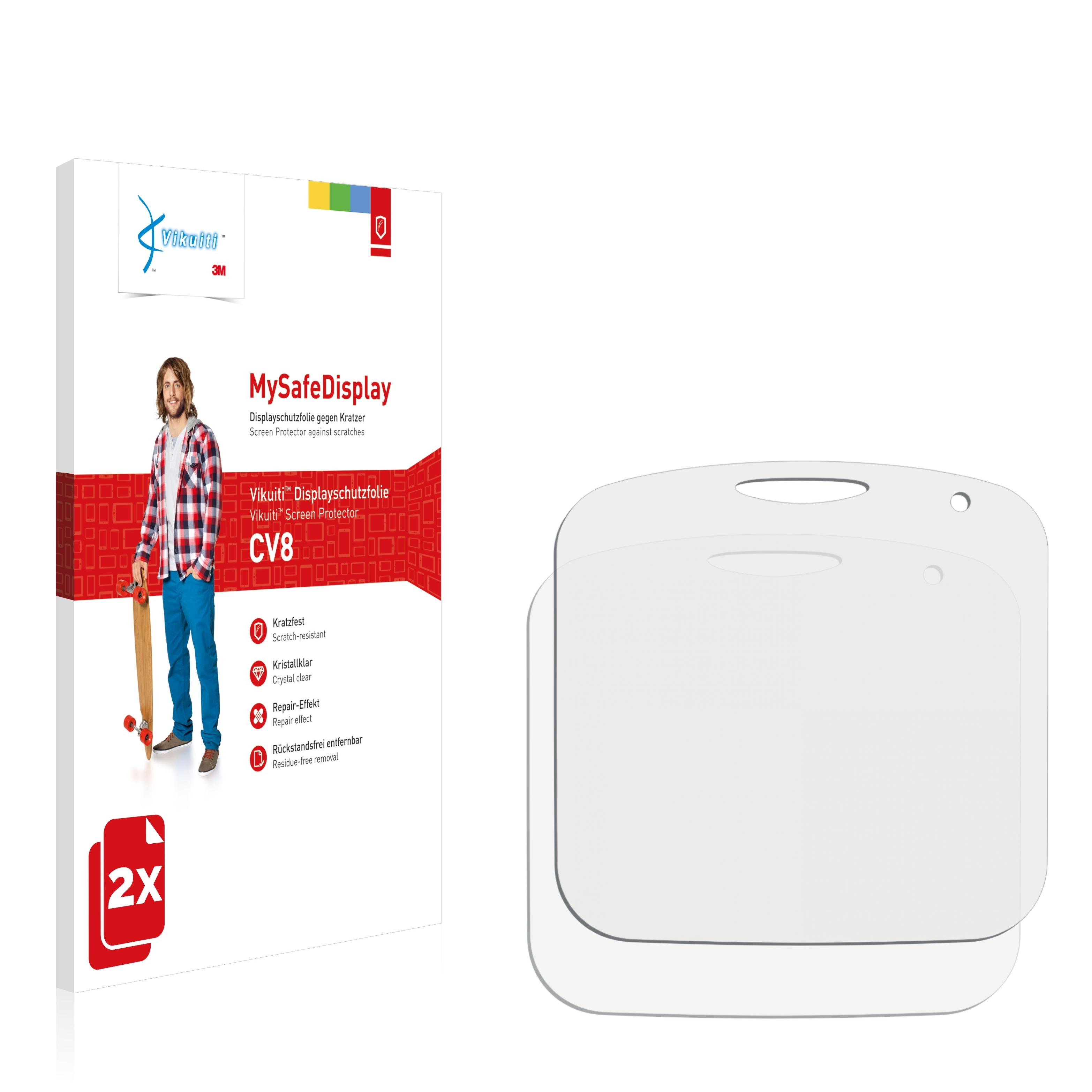Ochranná fólie CV8 od 3M pro Alcatel One Touch OT-803, 2ks