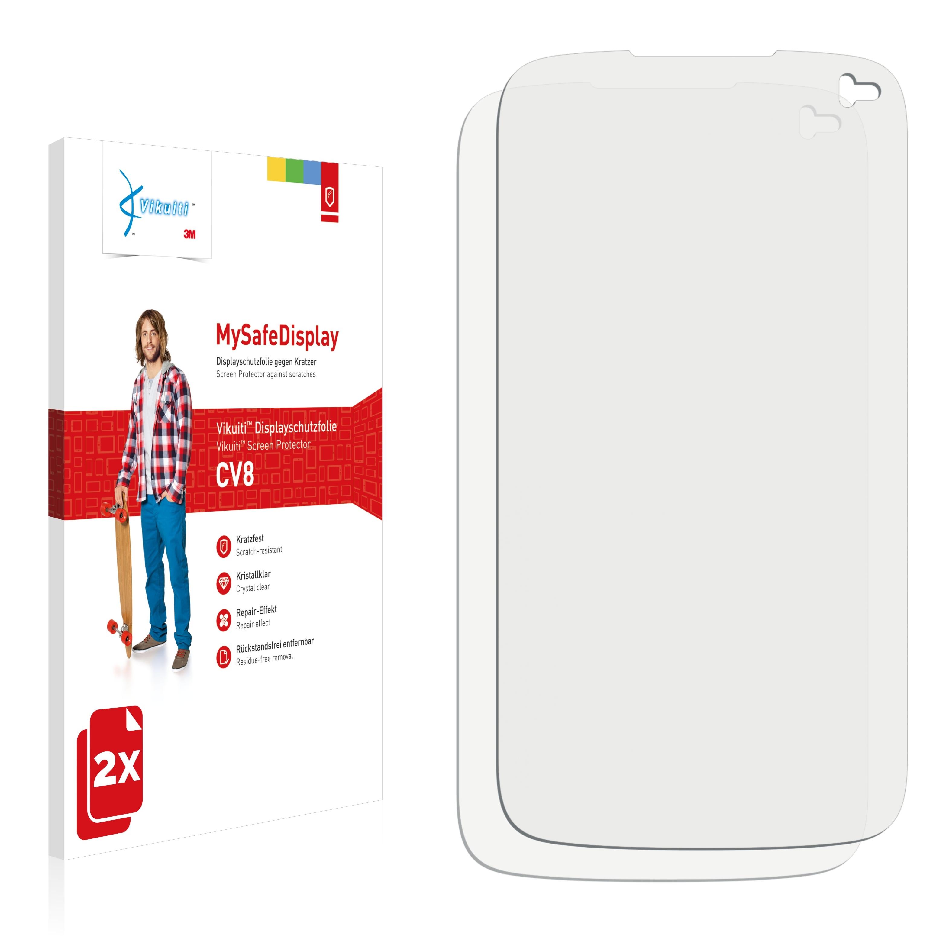 Ochranná fólie CV8 od 3M pro Alcatel One Touch OT-997, 2ks