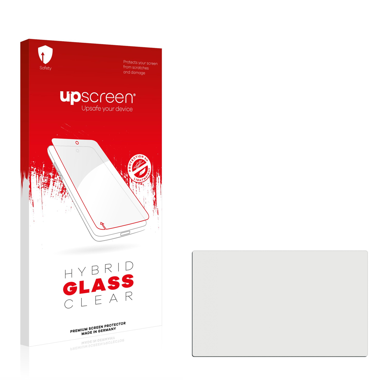 upscreen Pellicola Vetro Temperato Compatibile con Garmin Oregon 700 Protezione Schermo Hybrid Glass 9H Durezza