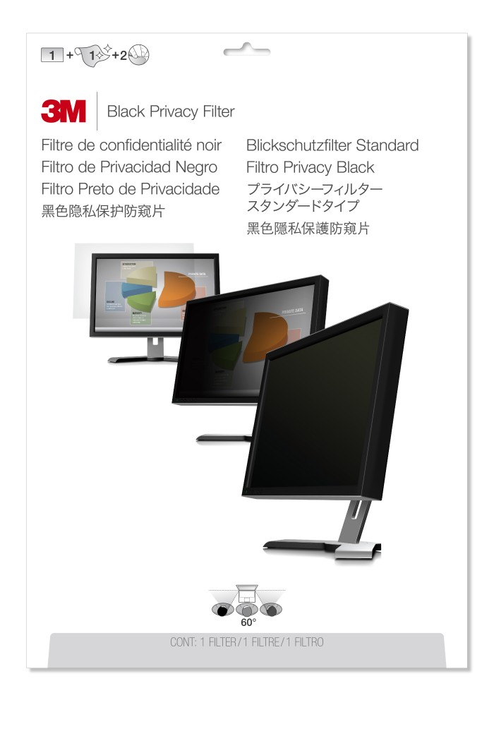 3M™ Privacy Filter for Lenovo ThinkPad T480