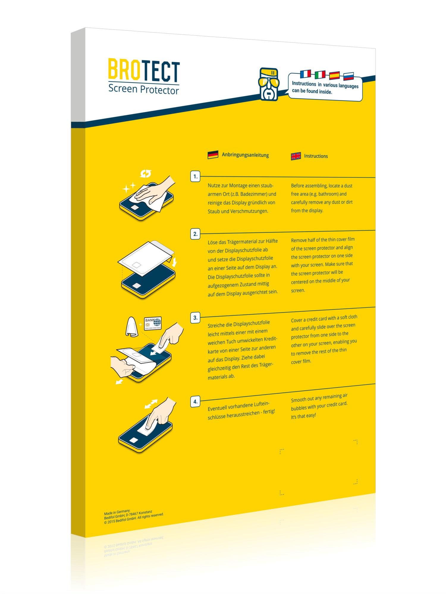 AirGlass-PELLICOLA-VETRO-per-Sony-Ericsson-Xperia-Arc-HD-Proteggi-Schermo