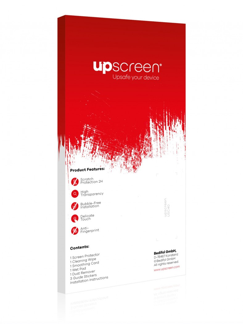 upscreen® Scratch Shield Screen Protector for Huion GT-191