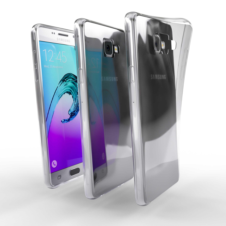 Čiré silikonové pouzdro pro Samsung Galaxy A5 (2016)
