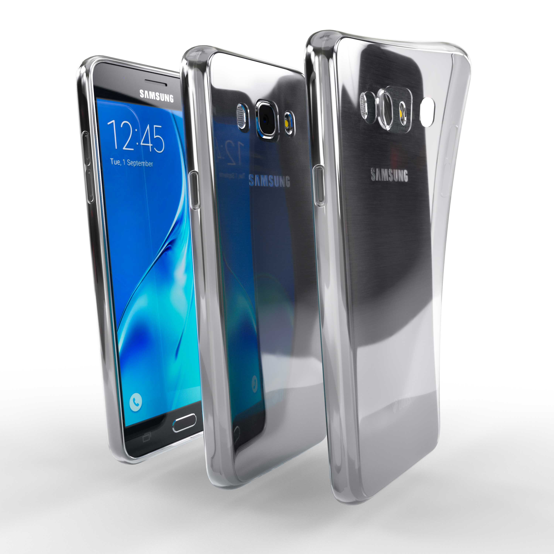 Čiré silikonové pouzdro pro Samsung Galaxy J5 Duos (2016)