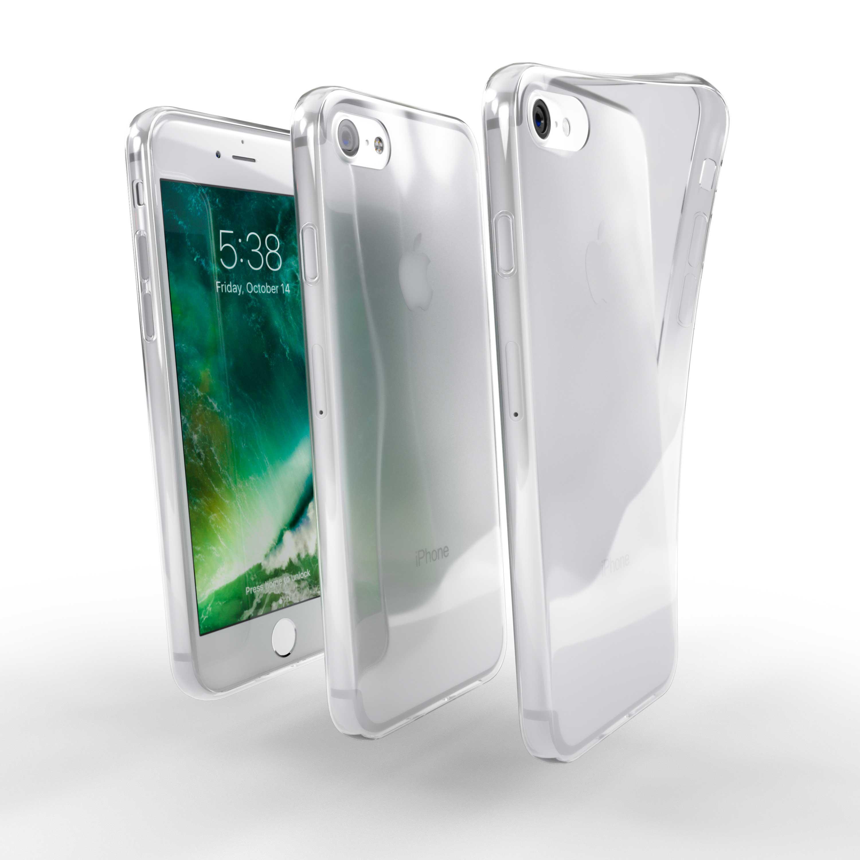 Čiré silikonové pouzdro pro Apple iPhone 7