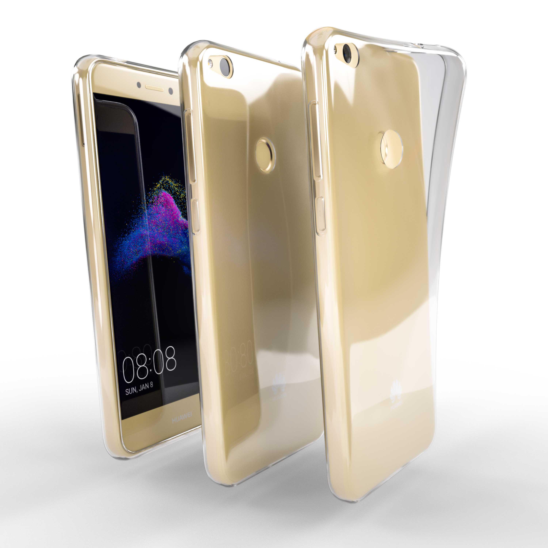 Čiré silikonové pouzdro pro Huawei P8 Lite 2017