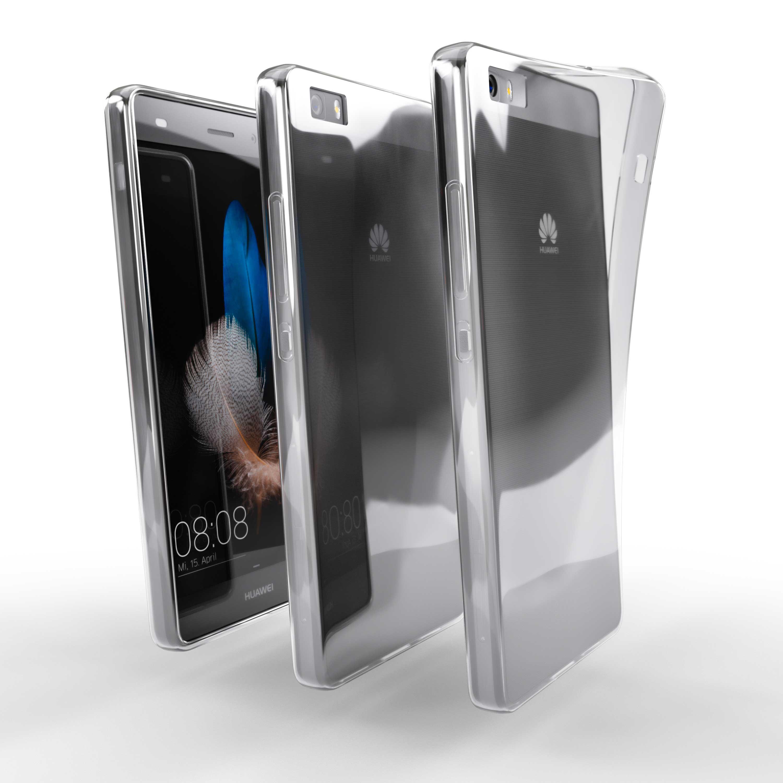 Čiré silikonové pouzdro pro Huawei P8 Lite 2015/2016