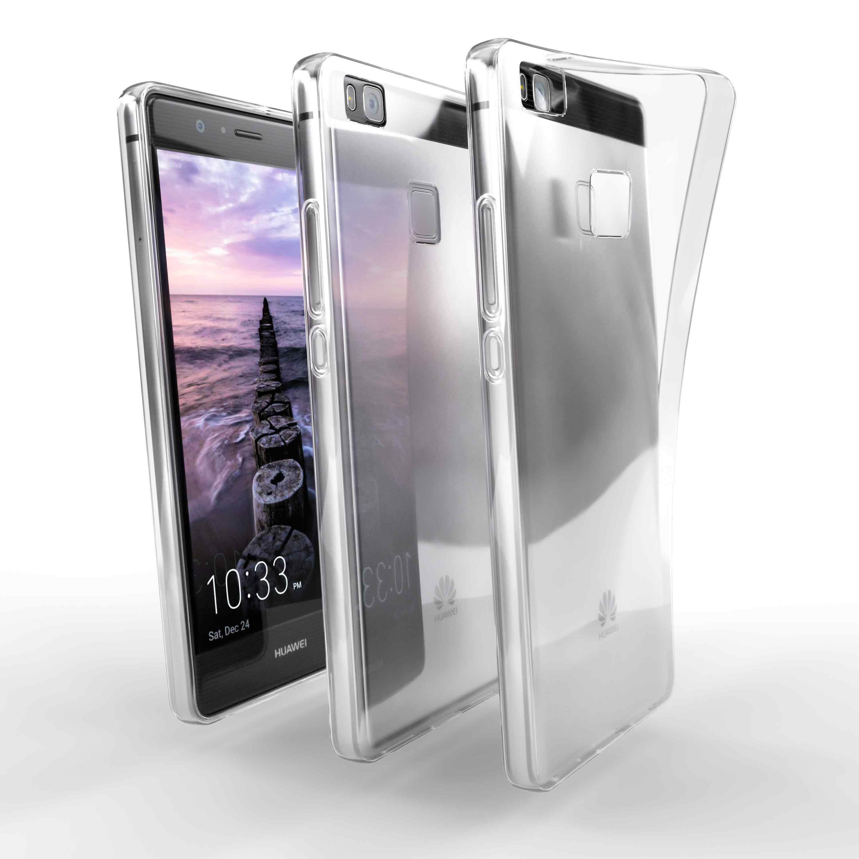 Čiré silikonové pouzdro pro Huawei P9 Lite 2016