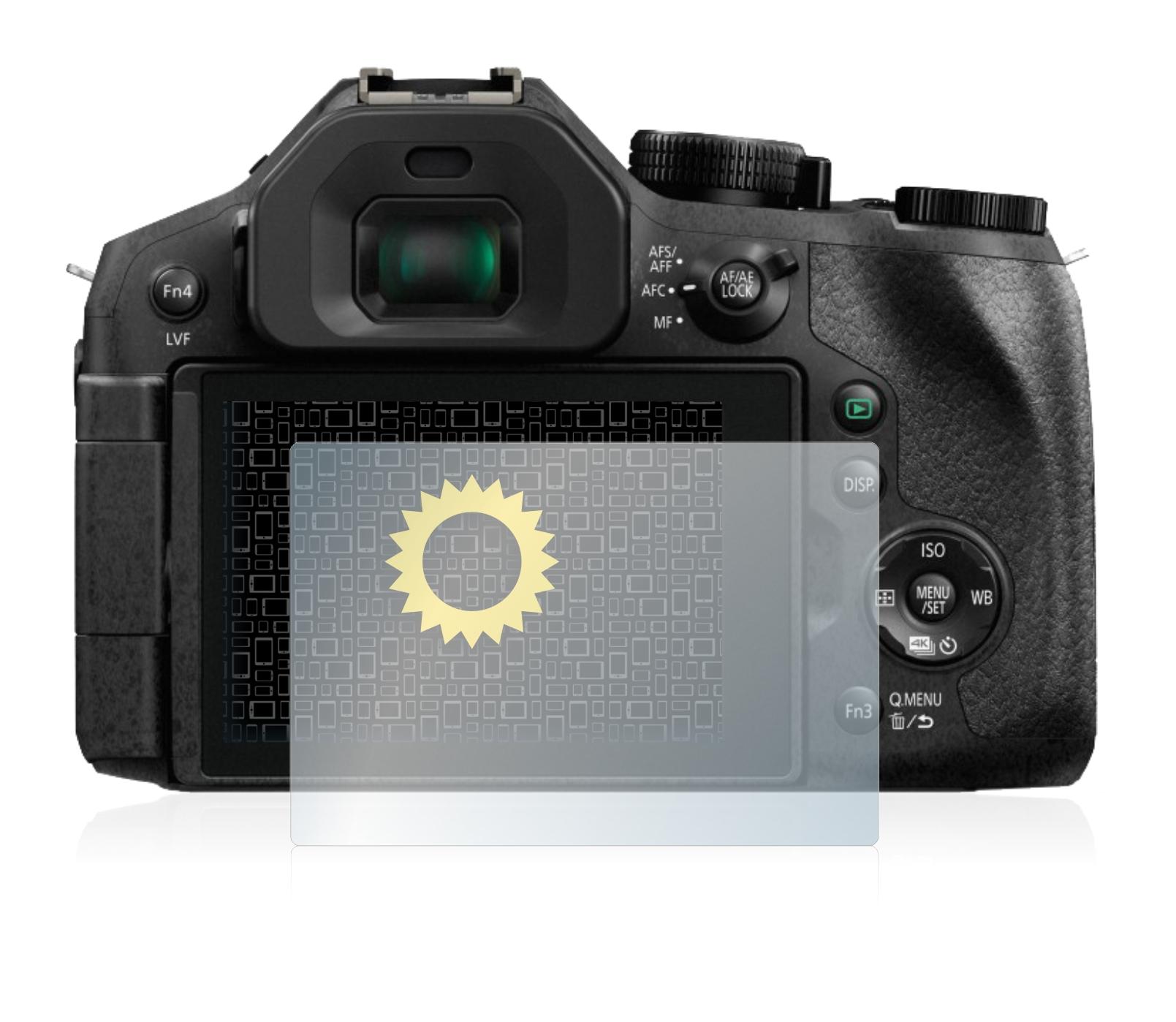 upscreen Scratch Protector Pantalla para Panasonic Lumix DMC-FZ300 Película