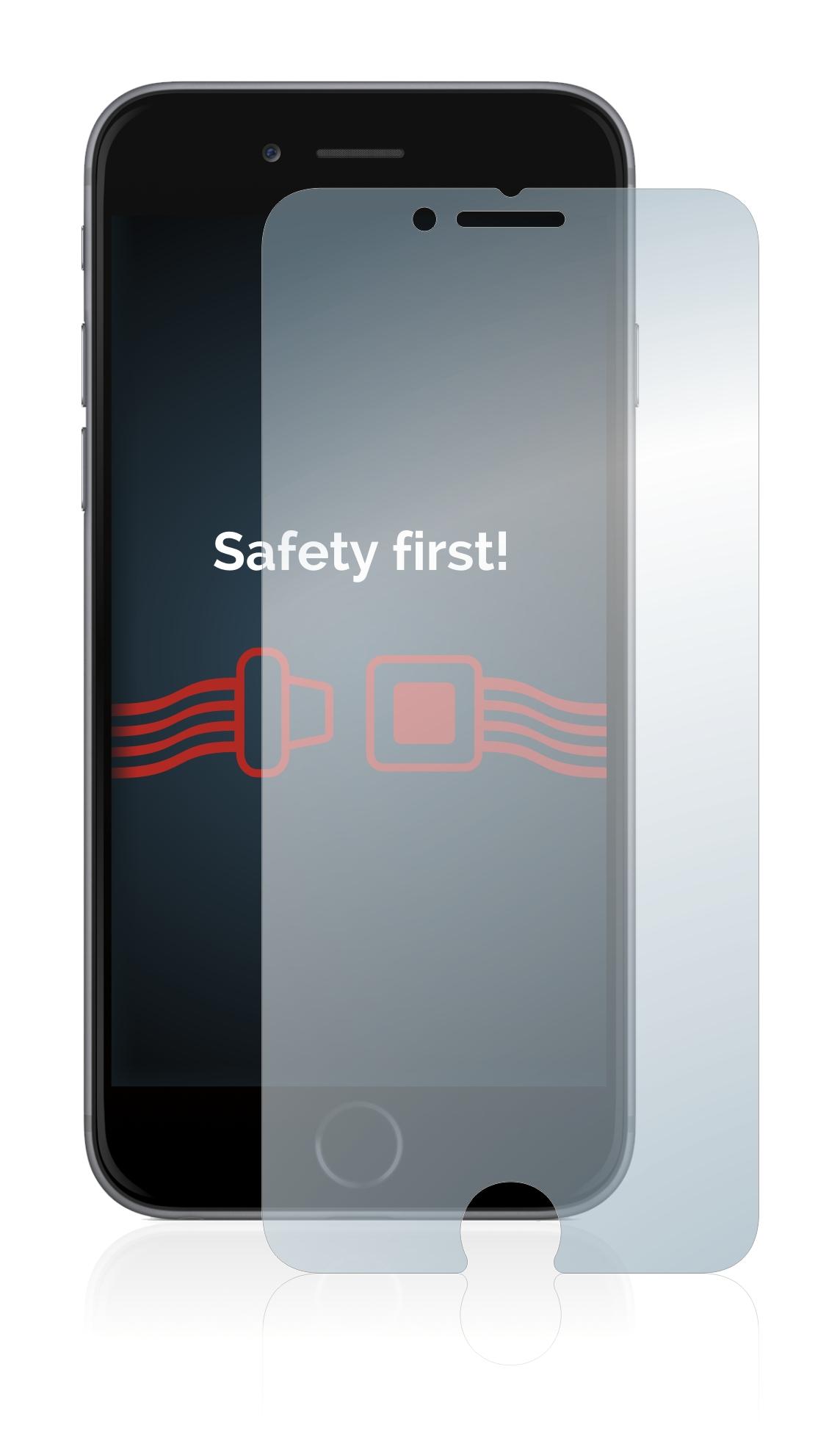 iphone 6 6s panzerglas schutzglas panzerfolie echt glas. Black Bedroom Furniture Sets. Home Design Ideas