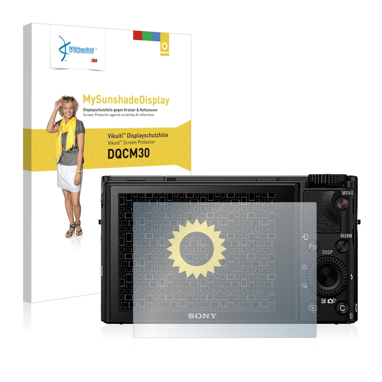 upscreen Reflection Schutzfolie Sony Cyber-Shot DSC-RX100 VI Matt