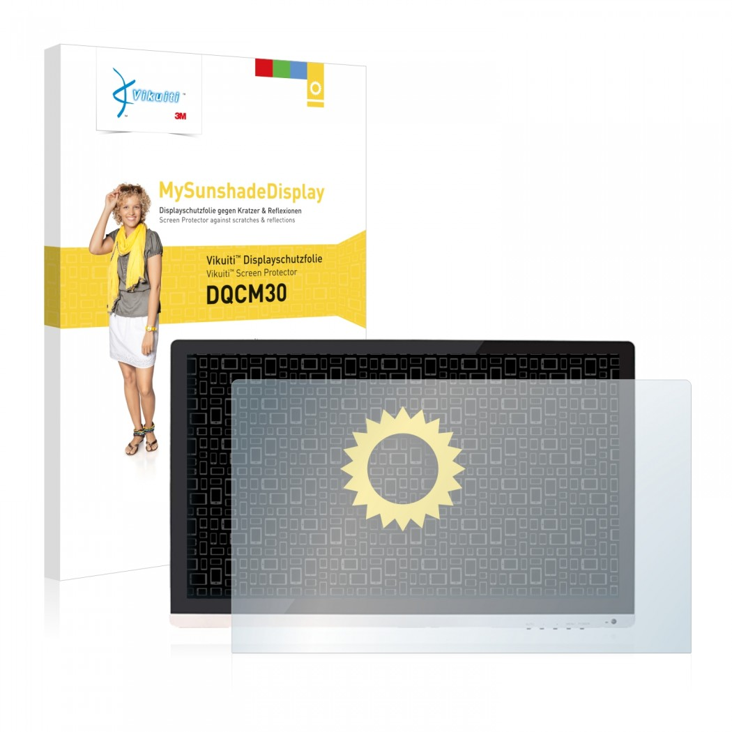 Vikuiti™ DQCM30 Screen Protector for Huion GT220