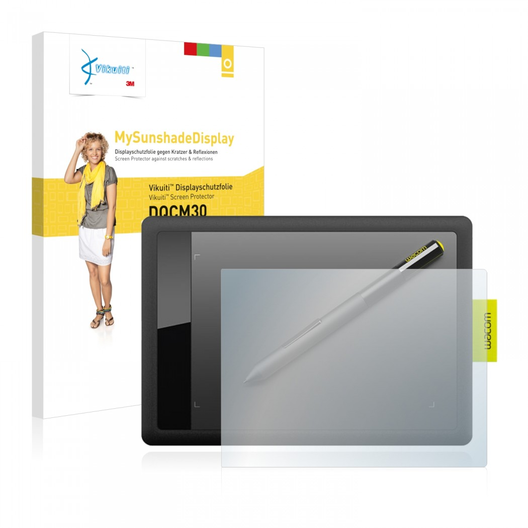 Vikuiti™ DQCM30 Screen Protector for Wacom One s CTL-471