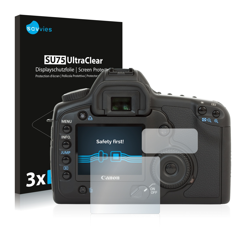 Ochranná fólie Savvies na Canon EOS 5D, 6ks