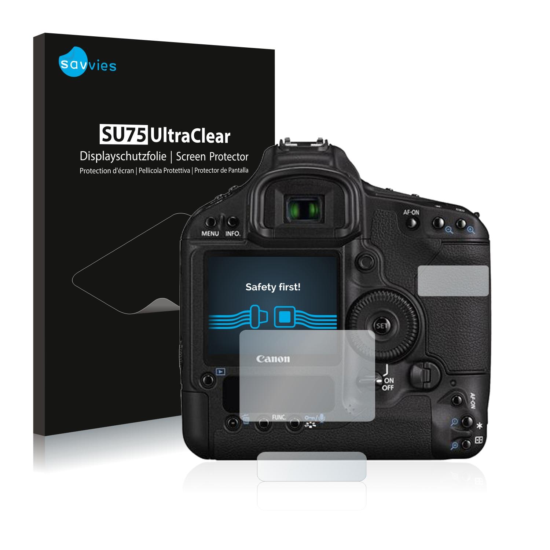Ochranná fólie Savvies na Canon EOS 1D Mark III, 6ks