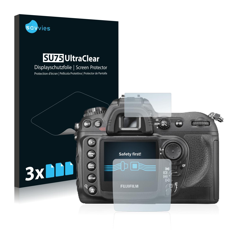 Ochranná fólie Savvies na FujiFilm FinePix S5 PRO, 6ks