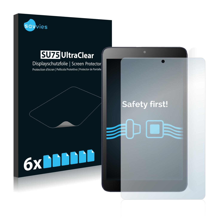 Ochranná fólie Savvies na Alcatel Pixi 3 (8.0), 6ks