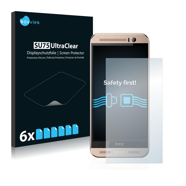Ochranná fólie Savvies na HTC One ME, 6ks
