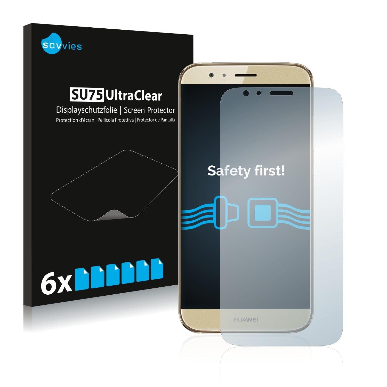 Ochranná fólie Savvies na Huawei G8, 6ks