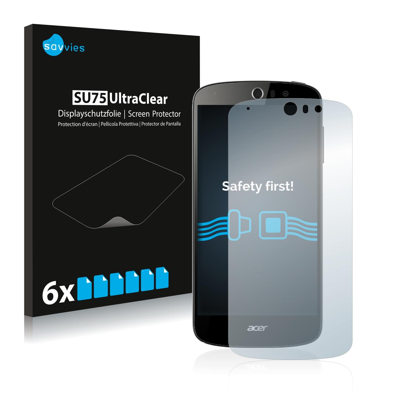 Ochranná fólie Savvies na Acer Liquid Z530, 6ks