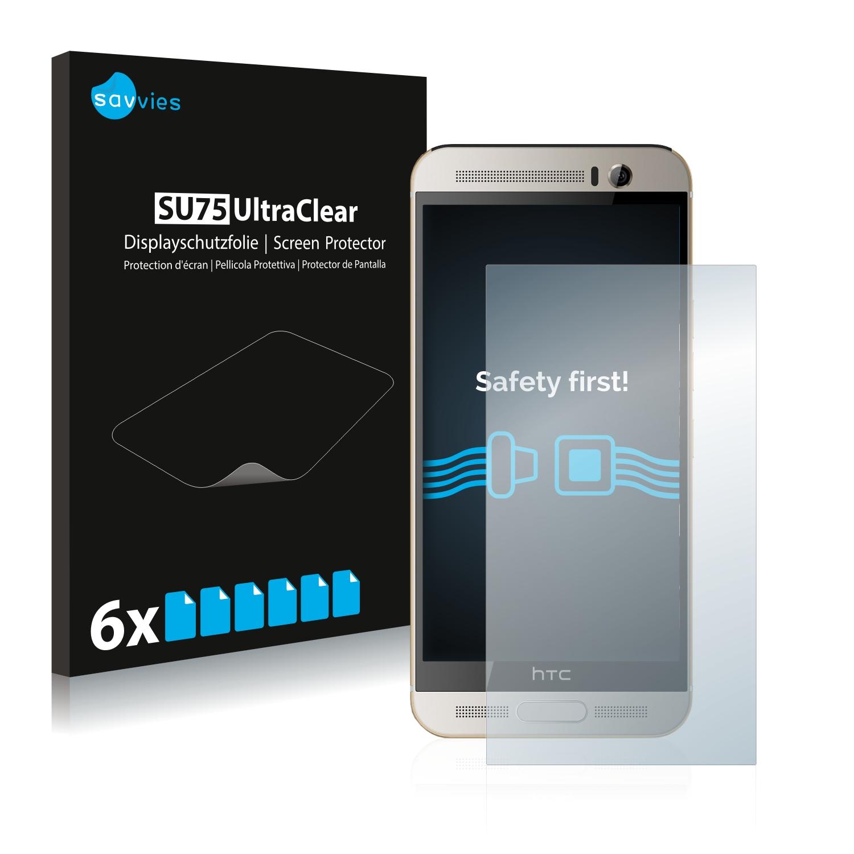 Ochranná fólie Savvies na HTC One M9+, 6ks