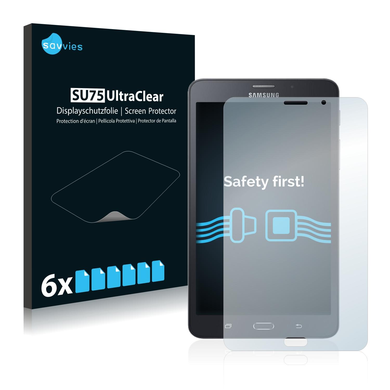 7 pollici Tablet Pellicola Protettiva Samsung Galaxy Tab a6 Pellicola Protezione Display Protezione