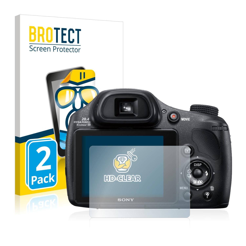 Protector de pantalla 6x para Nikon 1 j1 lámina protectora claro lámina protector de pantalla